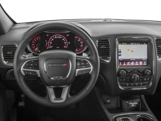 2017 Dodge Durango Pictures Durango Utility 4D R/T AWD V8 photos driver's dashboard