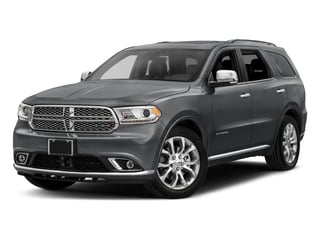 2017 Dodge Durango Pictures Durango Utility 4D Citadel 2WD V6 photos side front view