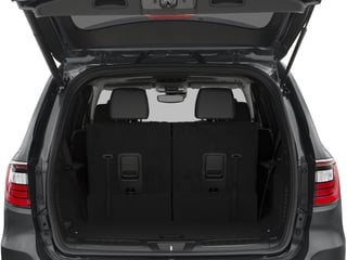 2017 Dodge Durango Pictures Durango Utility 4D Citadel AWD V6 photos open trunk