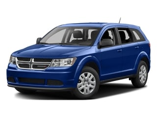 2017 Dodge Journey Pictures Journey Utility 4D SE AWD V6 photos side front view