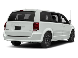 2017 Dodge Grand Caravan Pictures Grand Caravan GT Wagon Fleet photos side rear view