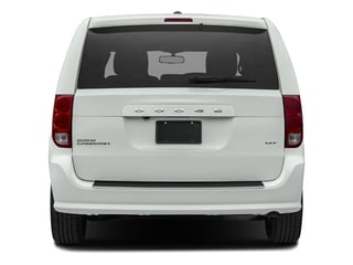 2017 Dodge Grand Caravan Pictures Grand Caravan GT Wagon Fleet photos rear view