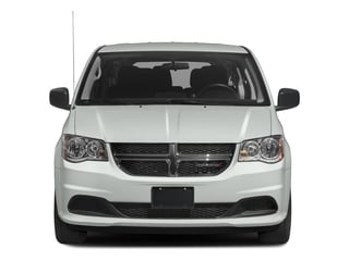 2017 Dodge Grand Caravan Pictures Grand Caravan Grand Caravan SE V6 photos front view