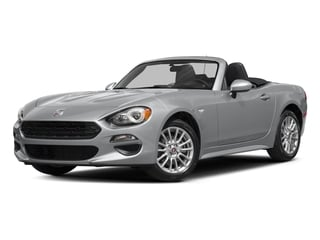 2017 FIAT 124 Spider Pictures 124 Spider Convertible 2D Classica I4 Turbo photos side front view