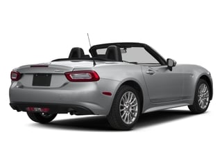 2017 FIAT 124 Spider Pictures 124 Spider Convertible 2D Classica I4 Turbo photos side rear view