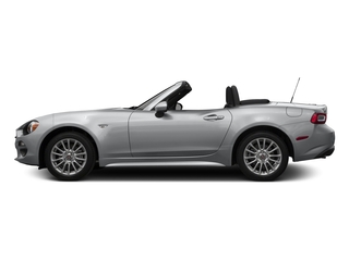 2017 FIAT 124 Spider Pictures 124 Spider Convertible 2D Classica I4 Turbo photos side view