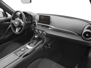 2017 FIAT 124 Spider Pictures 124 Spider Convertible 2D Classica I4 Turbo photos passenger's dashboard