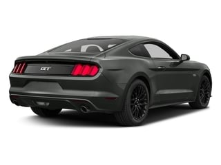 2017 Ford Mustang Pictures Mustang Coupe 2D GT V8 photos side rear view