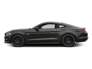 2017 Ford Mustang Pictures Mustang Coupe 2D GT V8 photos side view
