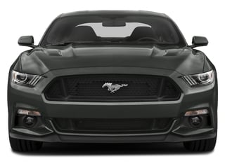 2017 Ford Mustang Pictures Mustang Coupe 2D GT V8 photos front view