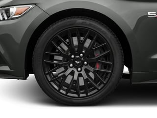 2017 Ford Mustang Pictures Mustang Coupe 2D GT V8 photos wheel
