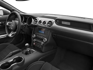2017 Ford Mustang Pictures Mustang Coupe 2D GT V8 photos passenger's dashboard