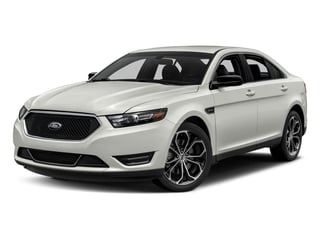 2017 Ford Taurus Pictures Taurus Sedan 4D SHO AWD V6 Turbo photos side front view