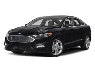 2017 Ford Fusion Spec Performance