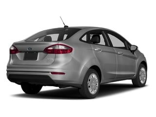 2017 Ford Fiesta Pictures Fiesta Sedan 4D S I4 photos side rear view