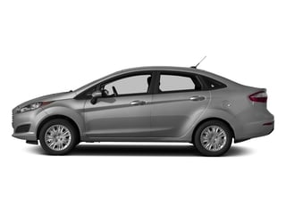 2017 Ford Fiesta Pictures Fiesta Sedan 4D S I4 photos side view