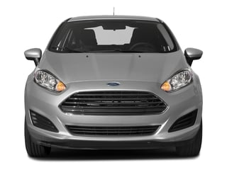 2017 Ford Fiesta Pictures Fiesta Sedan 4D S I4 photos front view