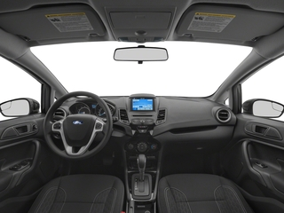 2017 Ford Fiesta Pictures Fiesta Hatchback 5D S I4 photos full dashboard