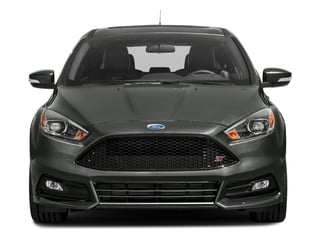2017 Ford Focus Pictures Focus Hatchback 5D ST I4 Turbo photos front view