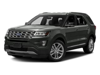 2017 Ford Explorer Options Build Your Xlt Fwd And Choose Option Packages