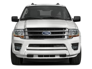 2017 Ford Expedition EL Pictures Expedition EL Utility 4D XLT 4WD V6 Turbo photos front view