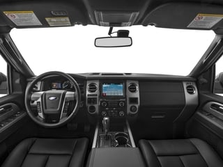 2017 Ford Expedition EL Pictures Expedition EL Utility 4D Limited 2WD V6 Turbo photos full dashboard