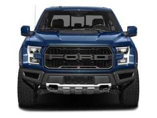 2017 Ford F-150 Pictures F-150 Crew Cab Raptor 4WD photos front view