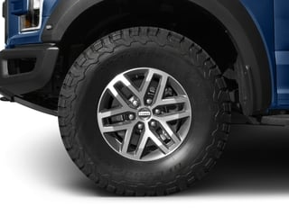 2017 Ford F-150 Pictures F-150 Crew Cab Raptor 4WD photos wheel