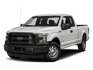 2017 Ford F-150 Pictures F-150 Supercab XL 4WD photos side front view