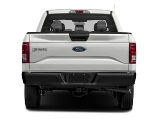 2017 Ford F-150 Pictures F-150 Supercab XL 4WD photos rear view
