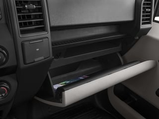 2017 Ford F-150 Pictures F-150 Supercab XL 4WD photos glove box