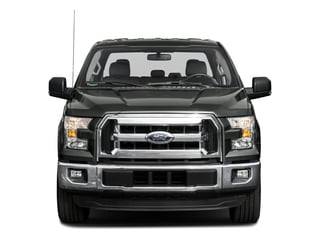2017 Ford F-150 Pictures F-150 Crew Cab XLT 2WD photos front view