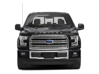 2017 Ford F-150 Pictures F-150 Crew Cab Limited EcoBoost 2WD photos front view