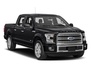 2017 Ford F-150 Pictures F-150 Crew Cab Limited EcoBoost 2WD photos side front view