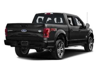2017 Ford F-150 Pictures F-150 Crew Cab King Ranch 4WD photos side rear view