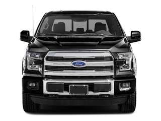 2017 Ford F-150 Pictures F-150 Crew Cab King Ranch 4WD photos front view