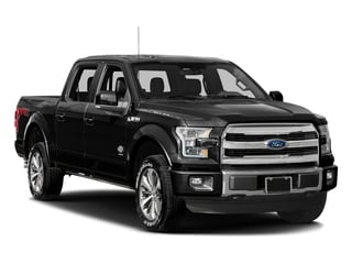 2017 Ford F-150 Pictures F-150 Crew Cab King Ranch 4WD photos side front view