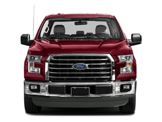 2017 Ford F-150 Pictures F-150 Supercab XLT 4WD photos front view