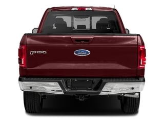2017 Ford F-150 Pictures F-150 Supercab Lariat 2WD photos rear view