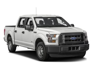 2017 Ford F-150 Pictures F-150 Crew Cab XL 2WD photos side front view