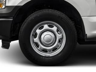 2017 Ford F-150 Pictures F-150 Crew Cab XL 2WD photos wheel