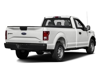 2017 Ford F-150 Pictures F-150 Regular Cab XL 4WD photos side rear view