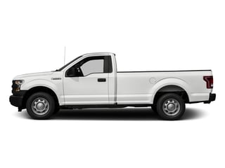 2017 Ford F-150 Pictures F-150 Regular Cab XL 4WD photos side view