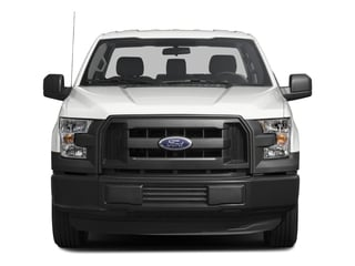 2017 Ford F-150 Pictures F-150 Regular Cab XL 4WD photos front view
