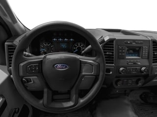 2017 Ford F-150 Pictures F-150 Regular Cab XL 4WD photos driver's dashboard
