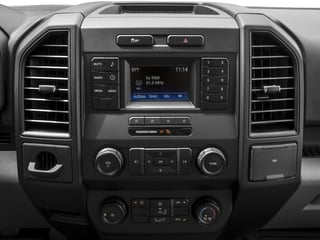 2017 Ford F-150 Pictures F-150 Regular Cab XL 4WD photos stereo system