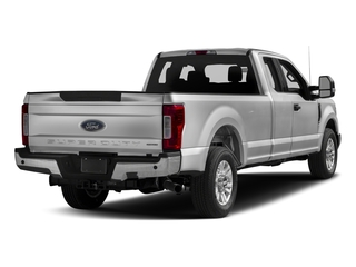 2017 Ford Super Duty F-250 SRW Pictures Super Duty F-250 SRW Supercab XLT 2WD photos side rear view