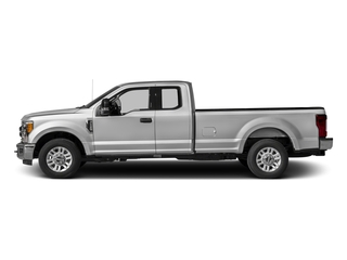 2017 Ford Super Duty F-250 SRW Pictures Super Duty F-250 SRW Supercab XLT 2WD photos side view