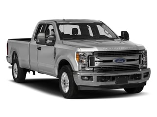 2017 Ford Super Duty F-250 SRW Pictures Super Duty F-250 SRW Supercab XLT 2WD photos side front view