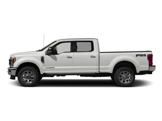 2017 Ford Super Duty F-250 SRW Pictures Super Duty F-250 SRW Crew Cab King Ranch 4WD photos side view